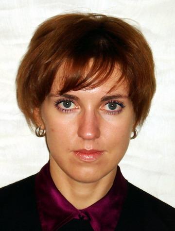 Евгения Андрюшина