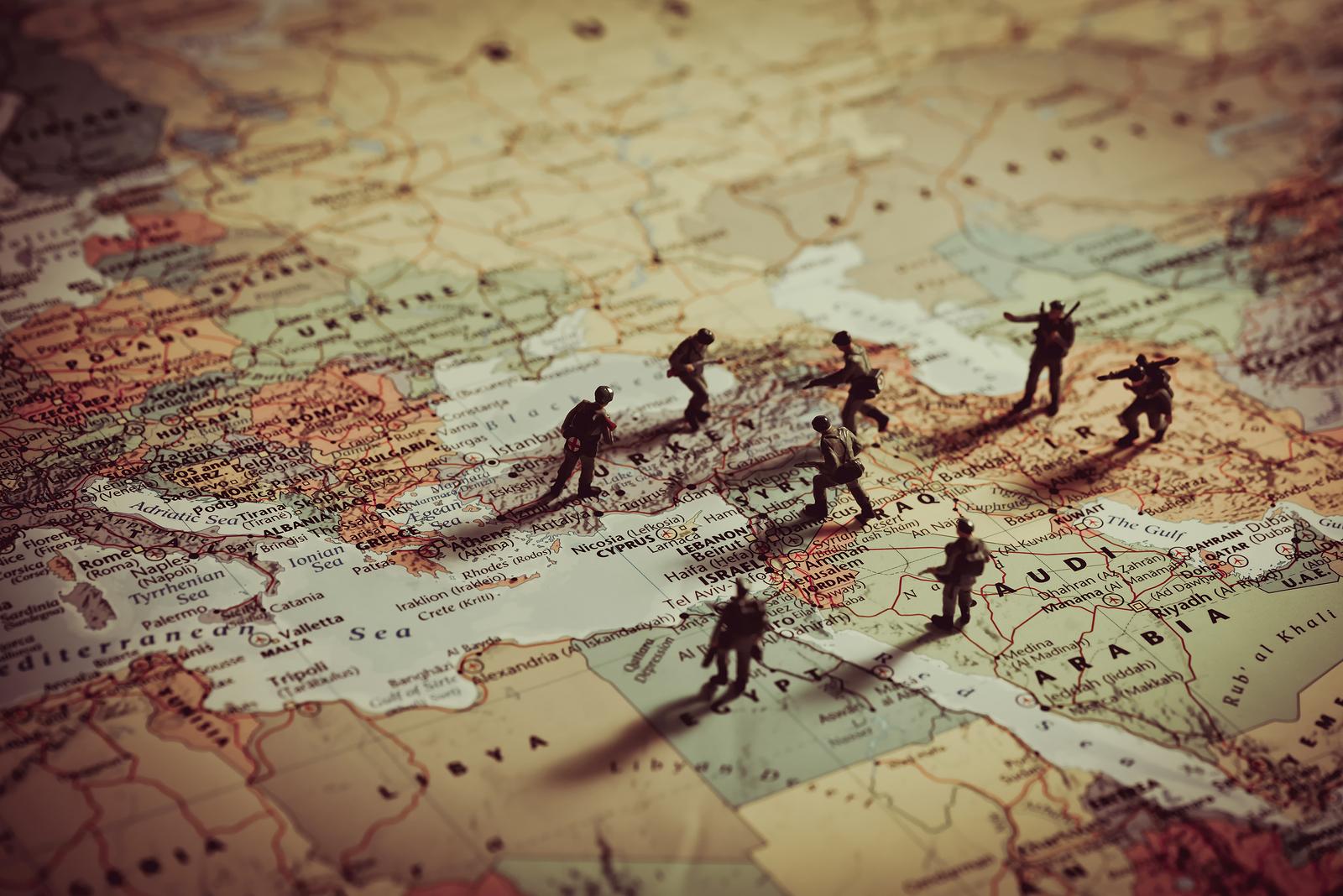 В Ираке продолжают орудовать экстремисты, а уже осенью целостность государства окажется под вопросом