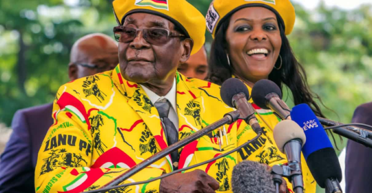 зимбабве