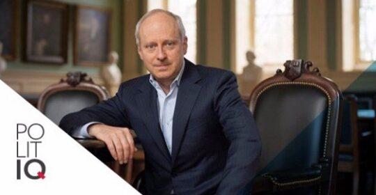 Michael Sandel at Lomonosov MSU!