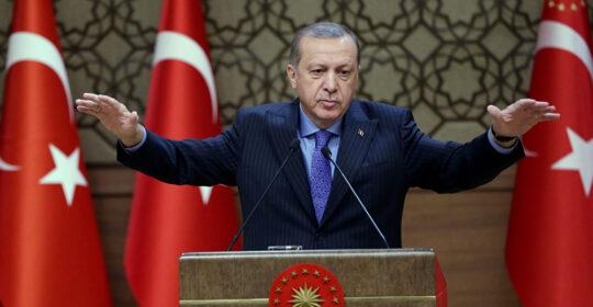 REUTERS/ Murat Cetinmuhurdar