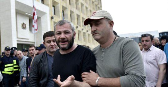 Протесты в Грузии: «Система должна быть уничтожена»