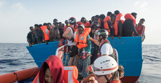 Фото: Fabian Mondl/ SOS MEDITERRANEE
