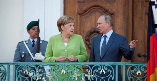 Россия и Германия: как «особые отношения» переросли во взаимное отчуждение