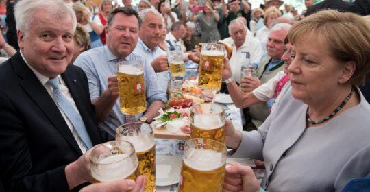 Выборы в Баварии. Конец «большой коалиции»?