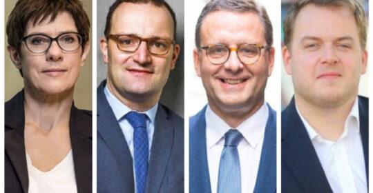 Кто может стать новым председателем ХДС?