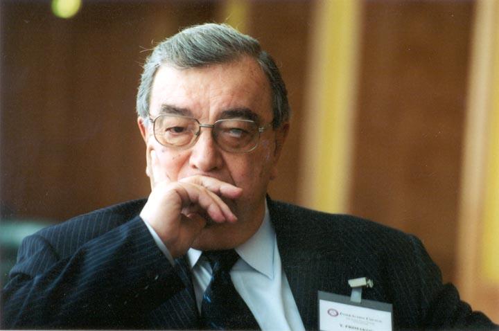 В МГУ состоялось открытие аудитории имени Е.М. Примакова