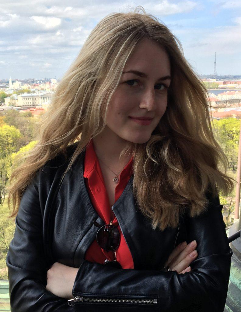 Студентка факультета политологии МГУ Иванова Ольга