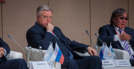 Владимир Якунин: Евразийское пространство не должно быть разрозненно